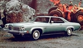 1973 Oldsmobile Delta 88 Royale