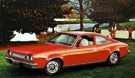 1974 AMC Hornet Hatchback
