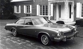 1974 Buick Regal Colonnade 4 Door