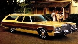 1974 Chrysler Town and Country
