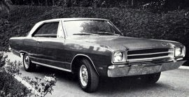 1974 Dodge Dart Coupe Deluxe