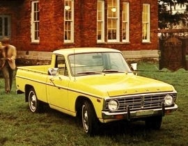 1974 Ford Courier