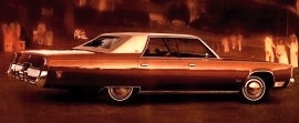 1974 Imperial LeBaron 4 Door