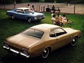 1974 Plymouth Duster 360 Coupe