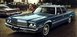1974 Plymouth Fury III 4 Door