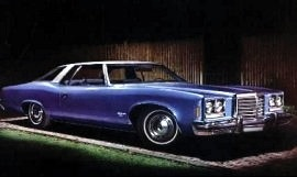 1974 Pontiac Catalina 4 Door