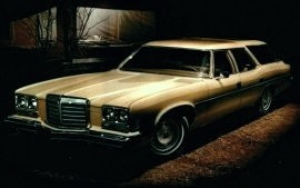 1974 Pontiac Catalina Safari