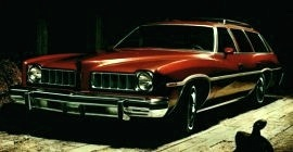 1974 Pontiac LeMans Safari
