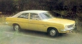 1975 Chrysler Centura