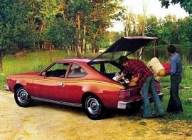 1976 AMC Hornet Hatchback