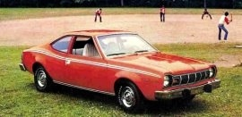 1976 AMC Hornet Hatchback X