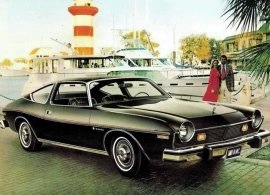 1976 AMC Matador Coupe