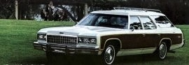 1976 Chevrolet Caprice Estate Wagon
