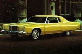 1976 Chrysler New Yorker Brougham Coupe