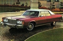 1976 Chrysler Newport Custom