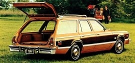1976 Dodge Aspen Special Edition Wagon
