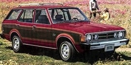 1976 Dodge Colt Wagon