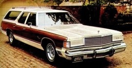 1976 Dodge Royal Monaco Wagon