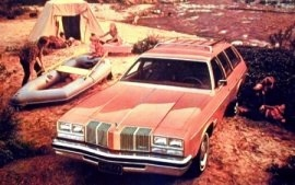 1976 Oldsmobile Cutlass Cruiser