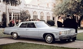 1976 Oldsmobile Delta 88 Royale