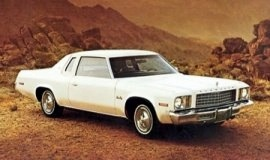 1976 Plymouth Gran Fury Brougham