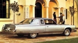 1977 Chrysler New Yorker St. Regis Coupe