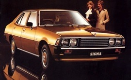 1977 Chrysler Sigma