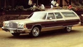 1977 Chrysler Town and Country