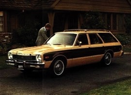 1977 Dodge Aspen SE Wagon