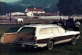 1977 Dodge Monaco Wagon