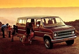 1977 Ford Club Wagon
