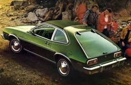 1977 Ford Pinto Runabout