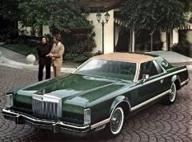 1977 Lincoln Mark 5 Givenchy Edition