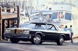 1977 Oldsmobile Cutlass Supreme Brougham