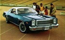 1977 Plymouth Fury 2 Door