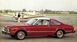 1977 Plymouth Volare Cutom Coupe