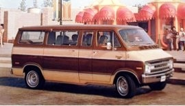 1977 Plymouth Voyager