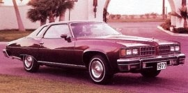 1977 Pontiac Grand LeMans