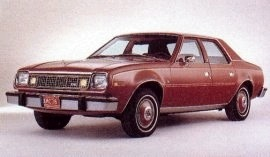 1978 AMC Concord DL 2 Door