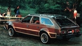 1978 AMC Concord DL Wagon