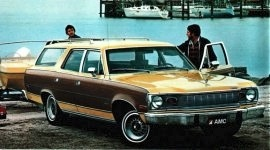 1978 AMC Matador Wagon