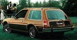 1978 AMC Pacer DL Wagon