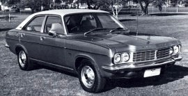 1978 Chrysler Centura