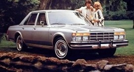 1978 Chrysler LeBaron Medallion Sedan