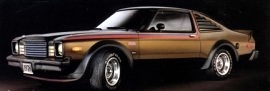 1978 Dodge Aspen Sport Coupe