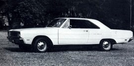 1978 Dodge Dart Deluxe Coupe