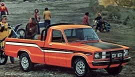 1978 Ford Courier Sporting