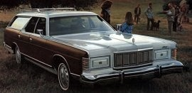 1978 Mercury Colony Park
