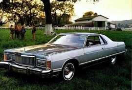 1978 Mercury Grand Marquis 2 Door Hardtop