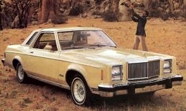 1978 Mercury Monarch